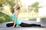 3 Simple Yoga Poses for Healthy Hips