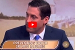 Dr. Domb Interviewed on ABC7 Windy City Live About Football Injuries, from NFL to High School.